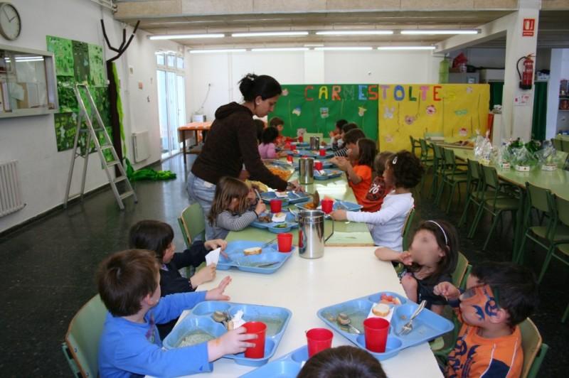 Alimentaci n comedores escolares sl productes i serveis - Comedores escolares barcelona ...